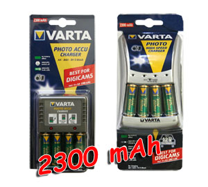 Varta Photo 2300 mAh