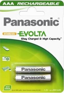 Panasonic EVOLTA P03E/2B 750 mAh